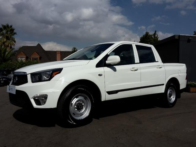 SSANGYONG ACTYON  2.0 4X2 2015