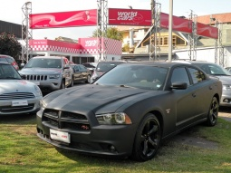DODGE CHARGER  5.7 RT LX 2012