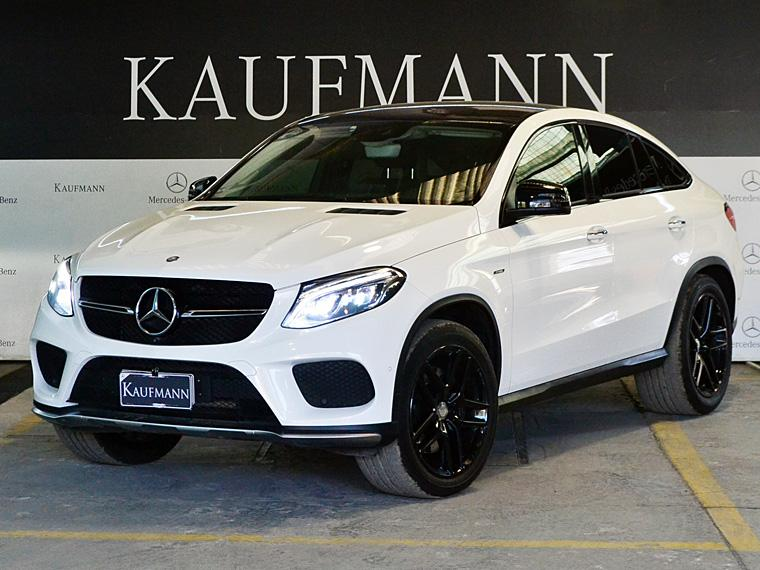 MERCEDES BENZ GLE 450 AMG COUPE 4MATIC 2016