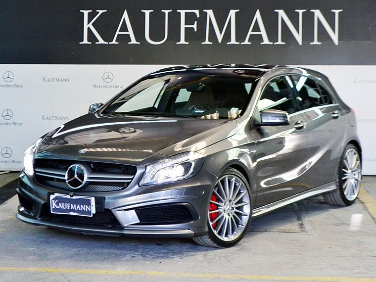 MERCEDES BENZ A 45 TURBO AMG EXCLUSIVE 2014