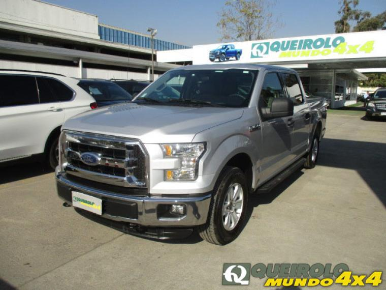 FORD F-150  XLT 3.5 AUT 2016