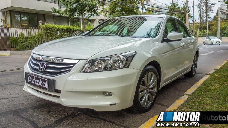 HONDA ACCORD EXL 2.4 AUTO 2012 - Autos Usados