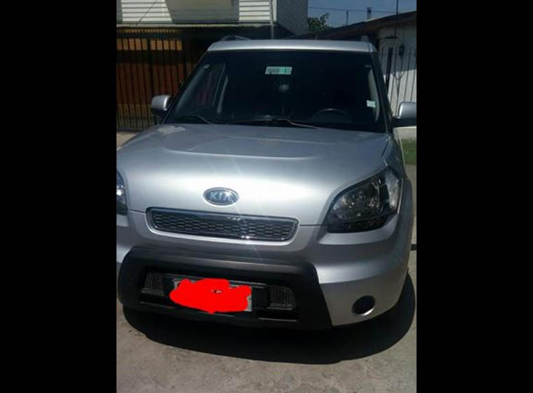 KIA MOTORS SOUL  1.6 MT FULL 2010