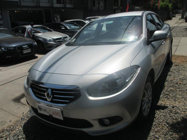 RENAULT FLUENCE  EXPRESSION 2.0 MT 2015