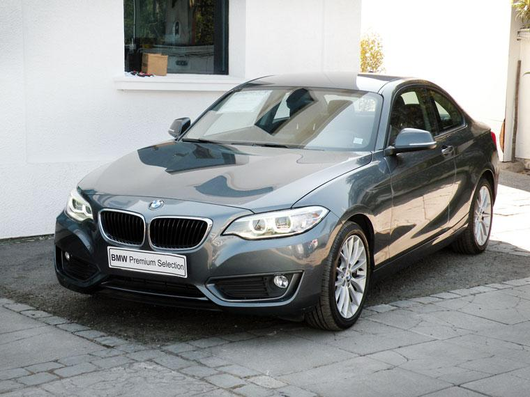 BMW 220 COUPE 2014