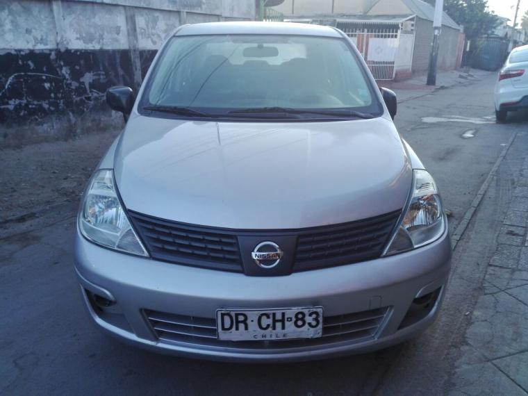 NISSAN TIIDA  SEDAN S NUEVA VERSION 2012