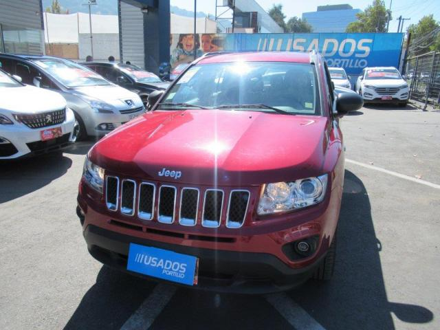 JEEP COMPASS  SPORT 4X4 2.4 AT 2013