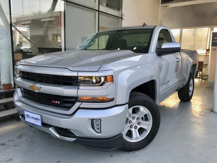CHEVROLET SILVERADO  REGULAR CAB 2018
