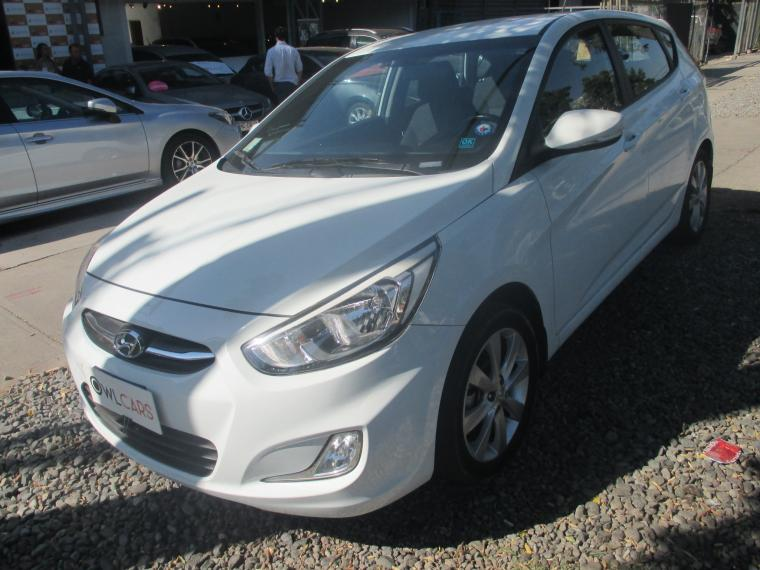 HYUNDAI ACCENT  RB AUT 2016