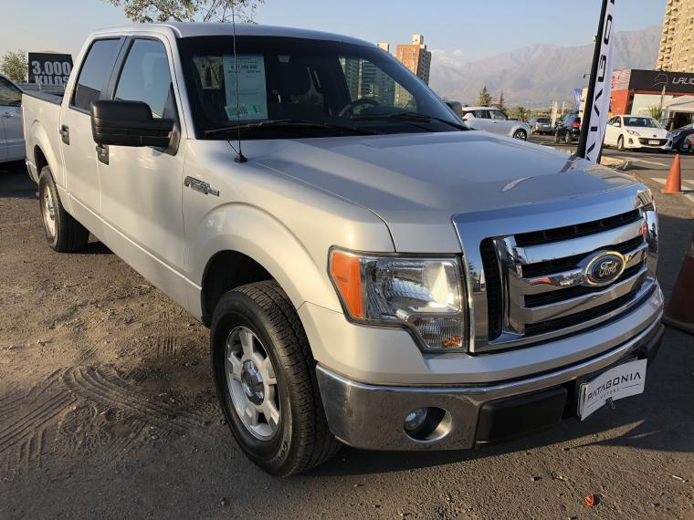 FORD F-150  F150 XLT 3.7 AUT 2013