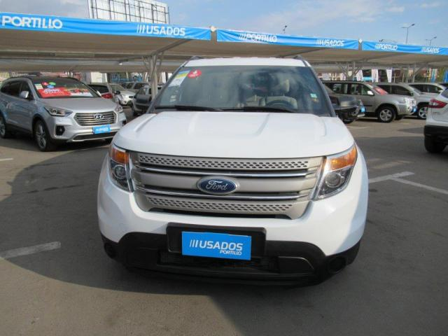 FORD EXPLORER  AC 2AB ABS LL NB 2.0 AUT 4X2 2015