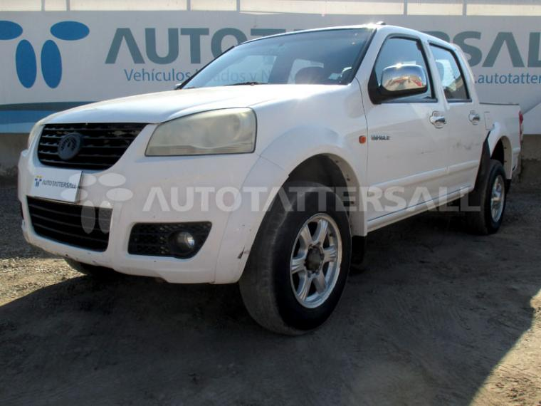 GREAT WALL WINGLE  5 2.0 DIESEL 4X4 ABP 2013