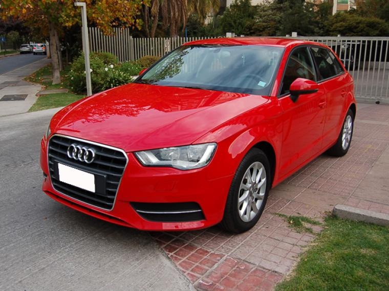 AUDI A3 ATTRACTION SPORTBACK 1.2 AUT. 2014 - Autos Usados