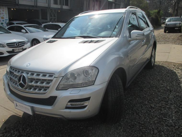 MERCEDES BENZ ML 300  BLUE EFFICIENCY 2012