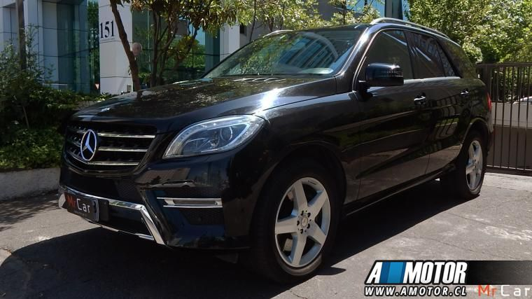 MERCEDES BENZ ML 350 ML350 4MATIC 2015