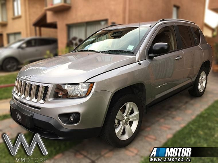 JEEP COMPASS  SPORT 4X2 AT 2017