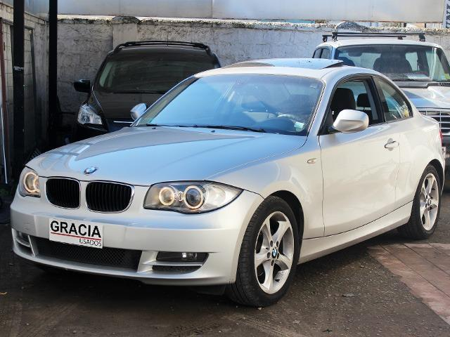 BMW 120 IA COUPE 2.0 AUT 2011
