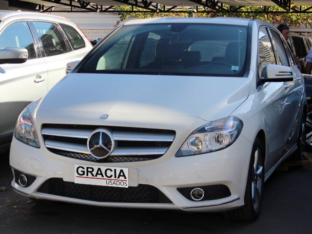 MERCEDES BENZ B 180 BLUEEFFICIENCY SPORT MT 2014