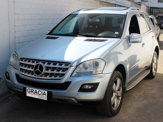 MERCEDES BENZ ML 350 CDI 4MATIC AT 2011