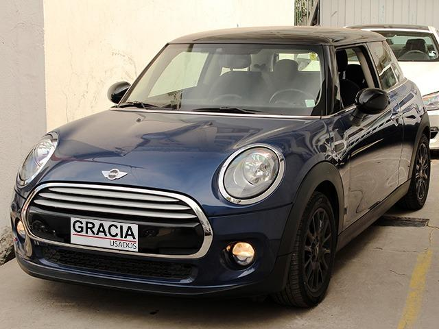 MINI COOPER  DIESEL F56 SALT 1.5 AT 2015