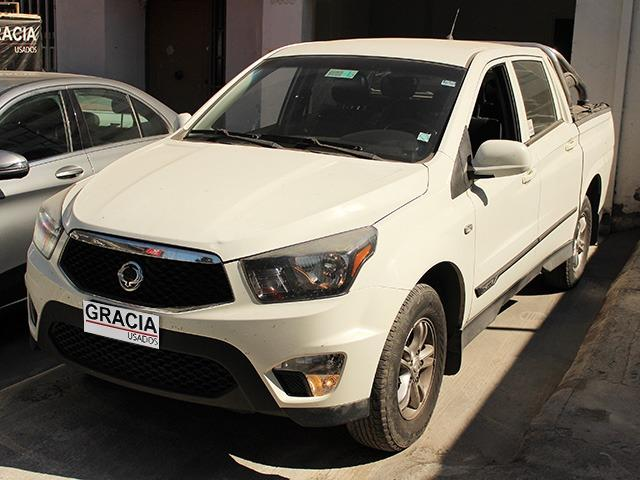 SSANGYONG ACTYON  A200S 2.0 MT 2014