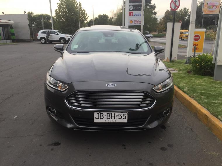 FORD FUSION SE 2.0L ECOBOOST AT 2017