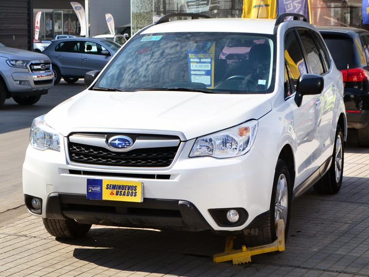 SUBARU FORESTER  ALL NEW FORESTER XS CVT 2 2014