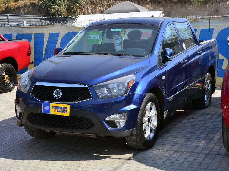 SSANGYONG ACTYON  NEW ACTYON SPORT 2.0 AT 2013
