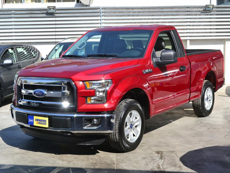 FORD F-150  F150 XLT 3.5 AUT 2016