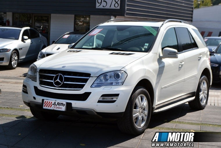 MERCEDES BENZ ML 350 CDI 2011