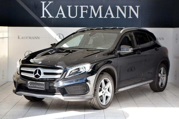 MERCEDES BENZ GLA 220 D 2017
