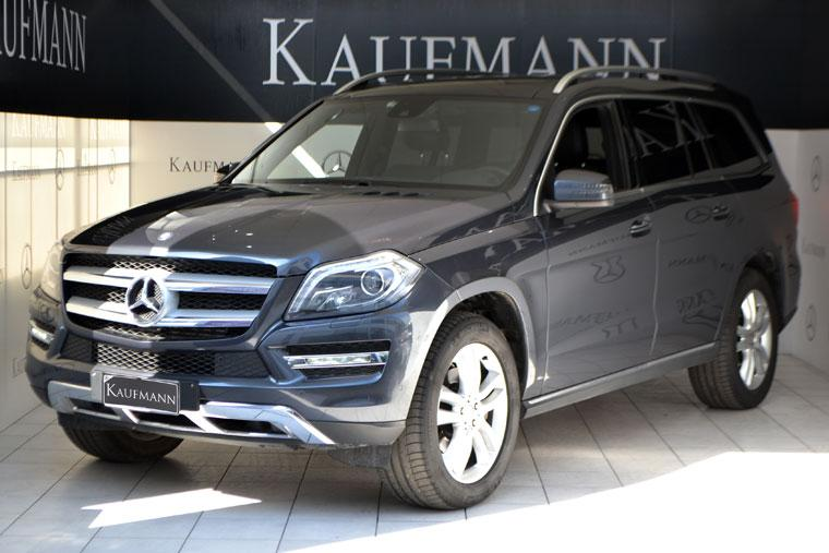 MERCEDES BENZ GL 350 D 2016