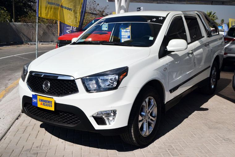 SSANGYONG ACTYON  ACTYON SPORT 2.0 AT 2013
