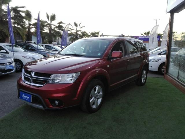 DODGE JOURNEY  SE 2.4 L AT TRES CORRIDAS 2014