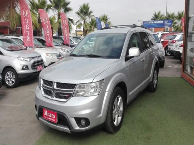DODGE JOURNEY  SE 2.4 L AT UNICO DUEÑO 2014