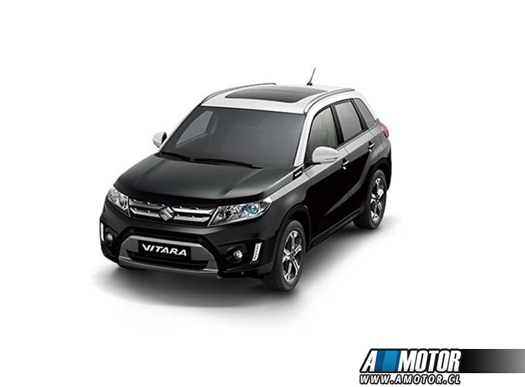 SUZUKI VITARA  AT LIMITED 2018