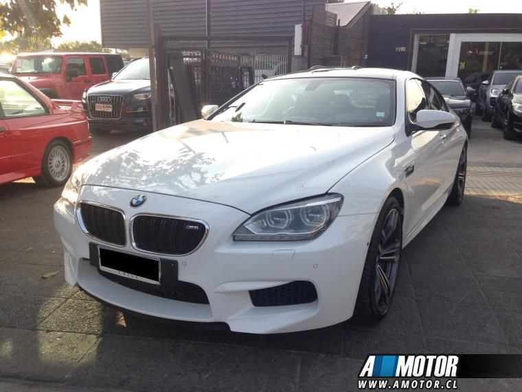 BMW M6  GRAND COUPE 4.4 2015