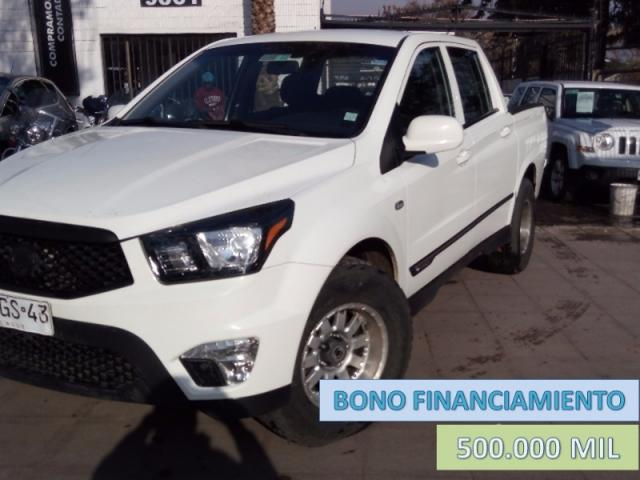 SSANGYONG ACTYON  ACTYON SPORT 2.0 2015