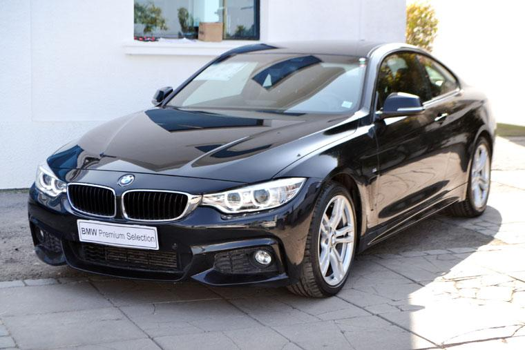 BMW 428 COUPE M 2014