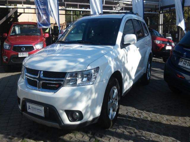 DODGE JOURNEY  2.4 AUT 2015
