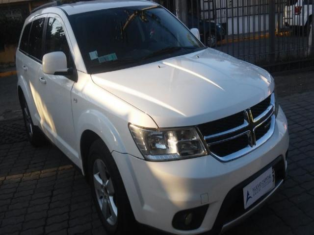 DODGE JOURNEY  3.6 AUT 2013