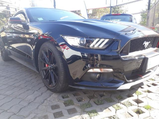 FORD MUSTANG  COUPE 5.0 AUT 2017