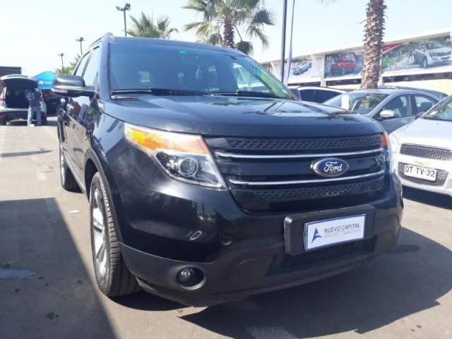 FORD EXPLORER  3.6 LIMITED  4X4 2013