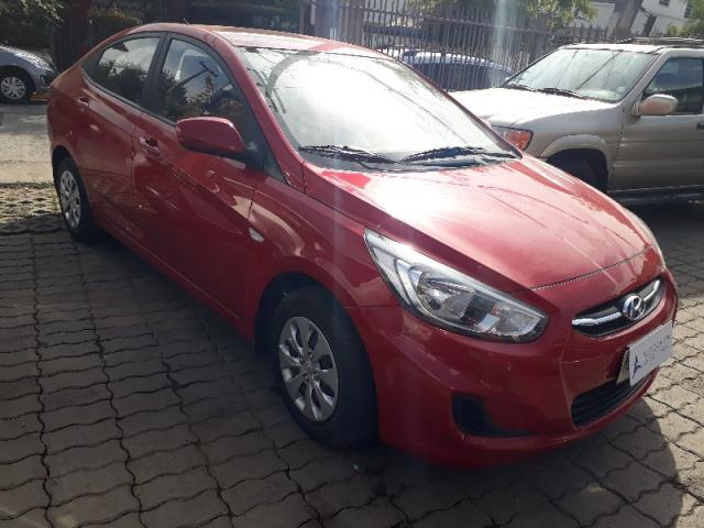HYUNDAI ACCENT  1.4 RB GL 2016