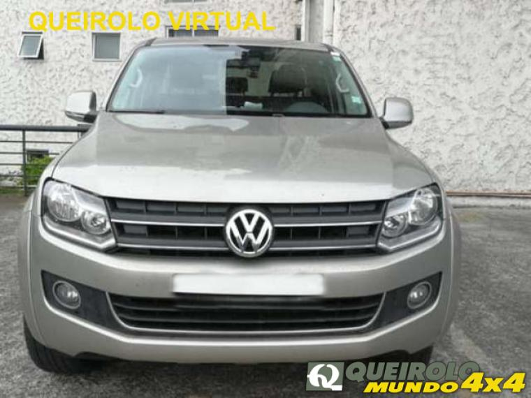 VOLKSWAGEN AMAROK  TDI HIGHLINE 4 MOTION 2013