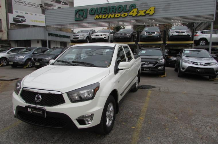 SSANGYONG ACTYON SPORT NEW 2.0 DIESEL 2015