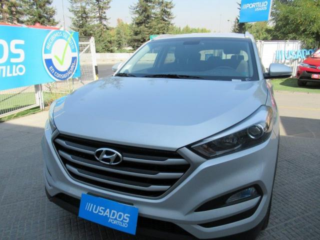 HYUNDAI TUCSON  2.0 AT GL ADVANCE NAV 2018