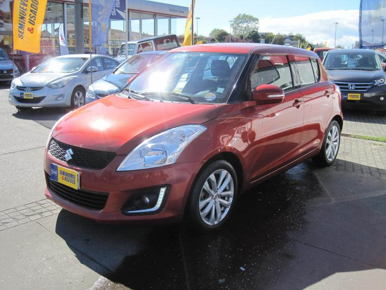 SUZUKI SWIFT  SWIFT GLX HB 1.2 2015