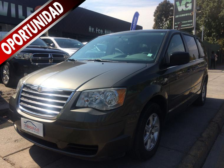 CHRYSLER GRAND TOWN COUNTRY 3.8 LX AUTO 2011