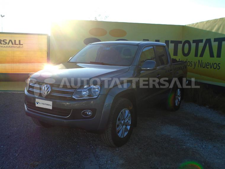 VOLKSWAGEN AMAROK  AMAROK HIGHLINE 4X4 2.0 AT 2016